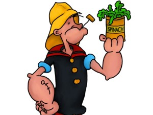 Popeye Got It Right: Spinach is Healthy…and Delicious